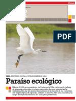 Especial Pantanos de Villa