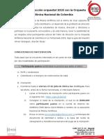 Convocatoria Taller de Dirección Orquestal- OSNC 2018