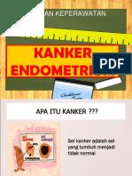 Ppt Askep CA Endometrium