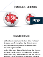 6.Register Risiko
