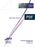 Variante Melipilla - EEFF 2017