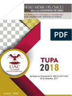 Tupa Uac 2018