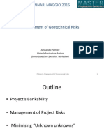1_04 - Management of Geotechnical Risks