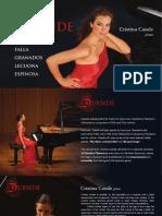 Cristina Casale Musical Proposal2