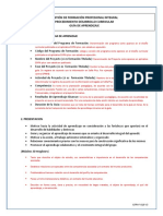 Instructivo Para Elaborar La Guc3ada de Aprendizaje Gfpi f 019 v31 IMPORTANTE