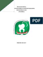 Program Kerja FULDMKG 2015-2017