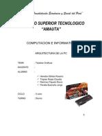 TARJETAS GRAFICAS (monografia)