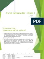 Clase I - Excel Intermedio