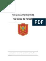 Fuerzas Armadas de la República de Korostia