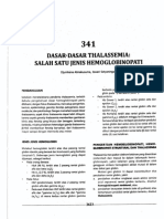 341. Dasar2 Thalassemia