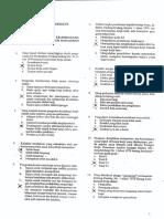1. Soal & Jawaban Pilihan Ganda - Kelembagaan K3