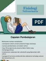 Fisiologi Nefrourin Full Ppt 2017