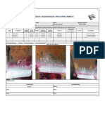 Protocolo de Inspeccion Por Tinte Penetrante de Faja 29-2