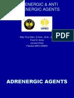 5 Adrenergic Agents