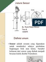 Sensor Panas