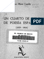 José María Castellet - Introducción