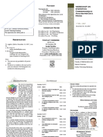 Workshop on Statistics Correspondence Analysis for Data Mining (1)