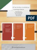 Crítica de Las Teorías Económicas Contemporáneas