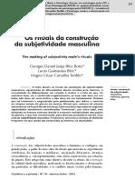 os rituais da construção da masculinidade.pdf
