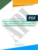 Annale Info ESG