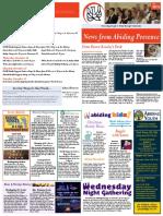 AP Weekly Bulletin
