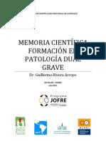 Formación en Patologia Dual