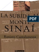 La Subida Al Monte Sinai