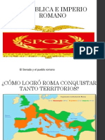 Clase Roma Ejercito