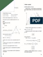 cv- Calculo Vetorial - Exercícios