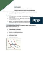 Análisis de La Demanda y Oferta ......
