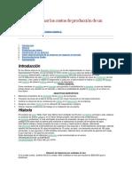 Como determinar los costos de producción de un servicio BOTELLAS DE AGUA.docx