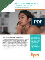 Consenso de Montevideo