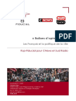 Balise d'Opinion 26 Ifop-Fiducial pour Sud Radio et CNews