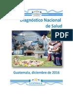 DiagnosticoNacionaldeSaludGuatemalaDIC2016