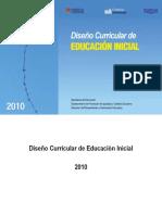 Diseño Curricular Córdoba Nivel Inicial