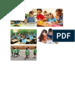 actividades escolares imagenes