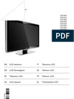 Manuale TV-37pfl9603d 10 Dfu Ita