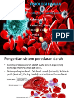 fisiologi HEWAN