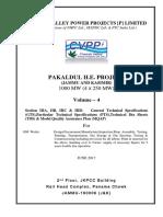 GTS,PTS & Technical Data Sheet of Pakaldul H.E.project (4)
