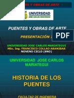 1 Presentacion i - Generalidades