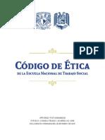 Codigo Etica  2016
