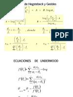 Formulas Destn H y G FUG Metodos Cortos