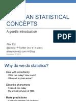 Bayesian Statistical Concepts Bielefeld2