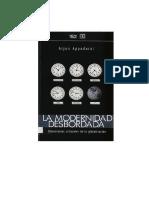Arjun Appadurai la Modernidad desbordada.pdf