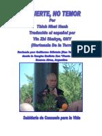 Thich Nhat Hanh - No Muerte, No Temor (Traducción Hortensia de La Torre)