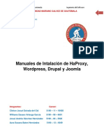 Manuales de Configuración e Instalación FULL