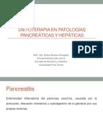 Clase Patologia Pancreatica y Hepatica