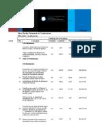 Catalogo de Conceptos Residencial