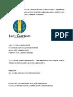 METODOLOGIA III- Codigos Escolares- Metodología