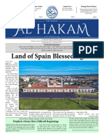 Al Hakam - Friday, April 6, 2018